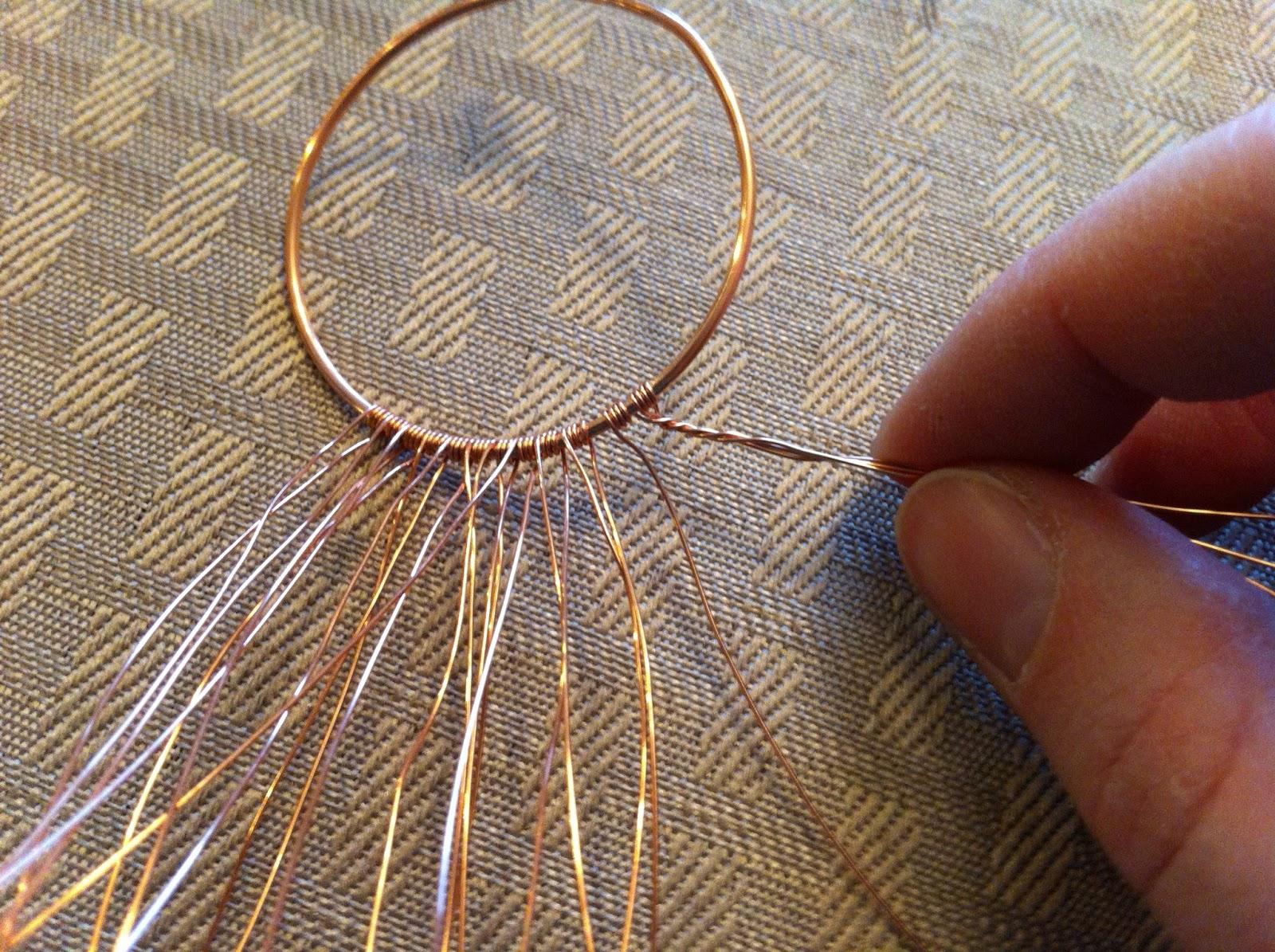 Wire Tree Of Life | Miscellanea Etcetera Jewelry Tutorial Tree Of Life Pendant