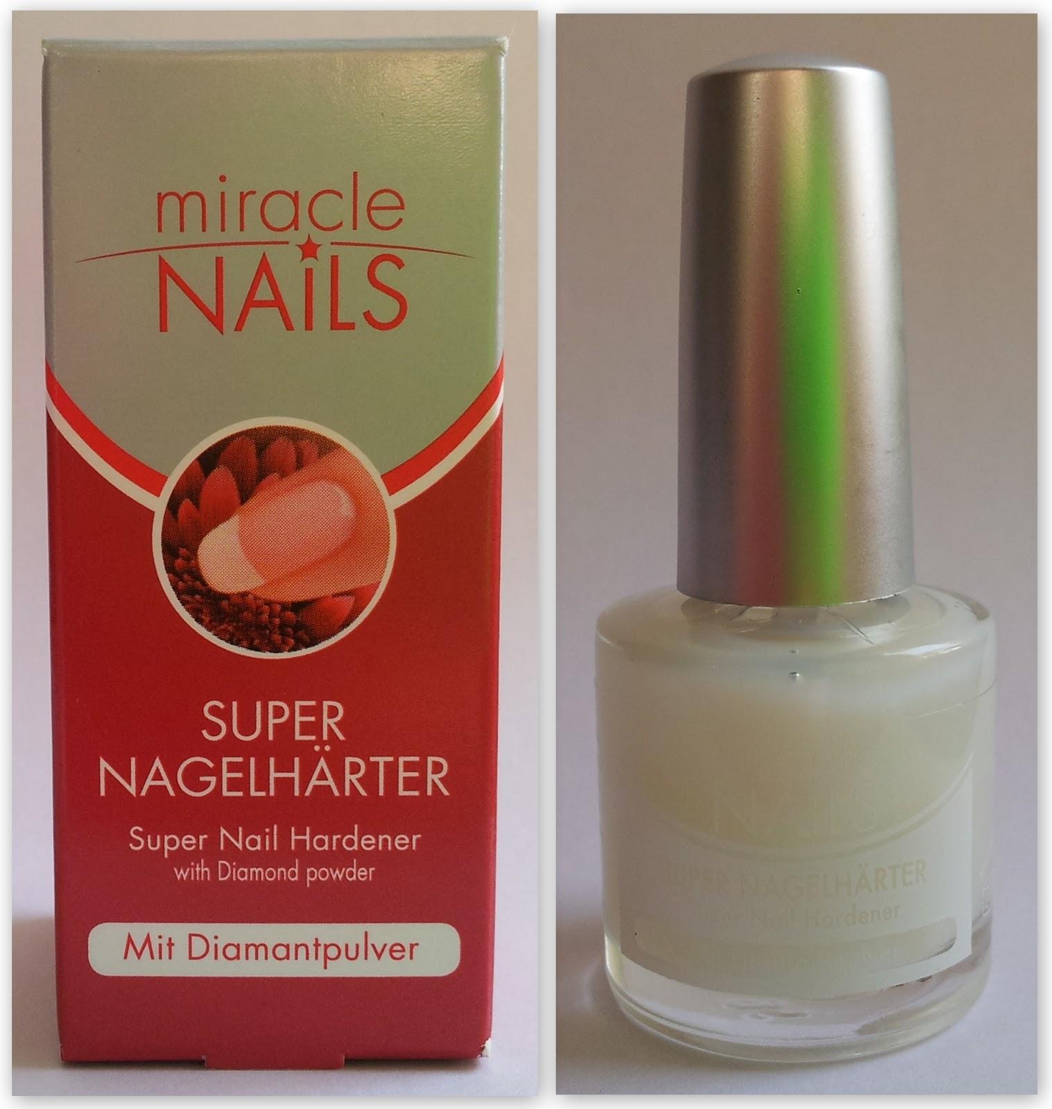 Miracle Nails Super Nagelhärter - Vorstellung und Ausgangslage ...