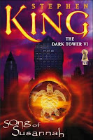 Stephen King Song of Susannah Dark Tower VI