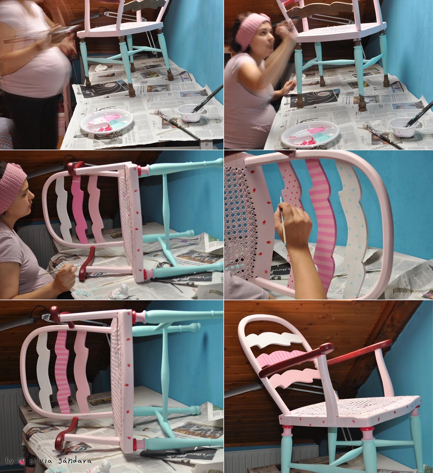 Silvia g ndara silla para la habitaci n de los peques - Silla para habitacion ...