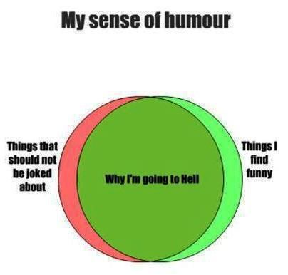 My Sense Of humour - My Deadly Sin