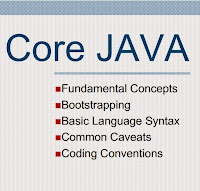 Core Java PDF File Download