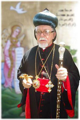 Arcebispo Mor José Faustino