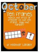 http://www.teacherspayteachers.com/Product/October-Ten-Frames-1476875