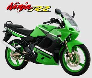 Spesifikasi dan Harga Motor Ninja RR Terbaru