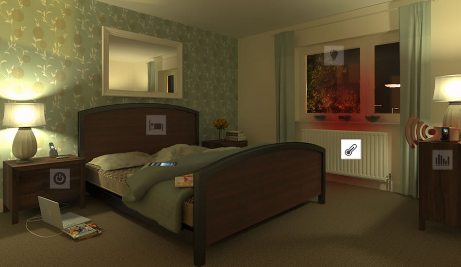 Narda mattress january 2013 for Bedroom temperature