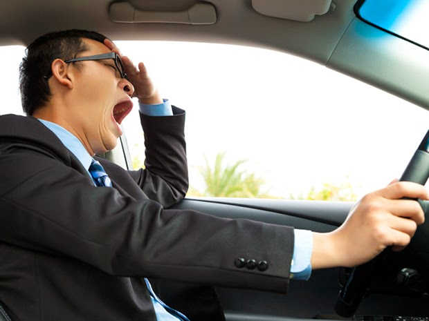 Researchers Develop a System for Detecting Driver Fatigue