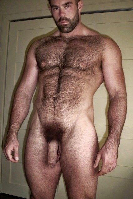 Pubic hair hairy black man