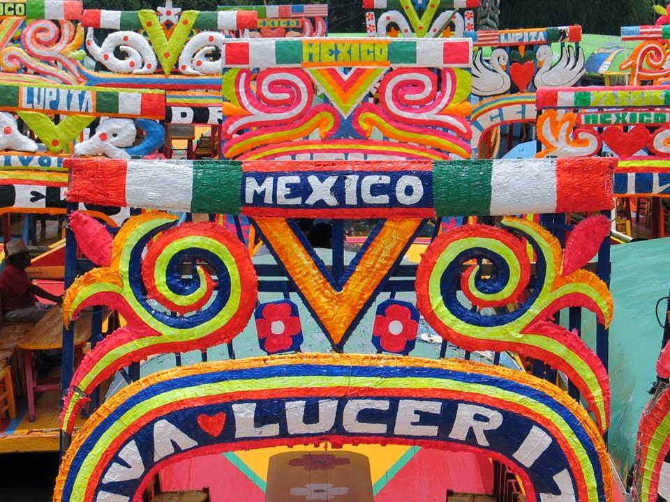 Visita Xochimilco , México