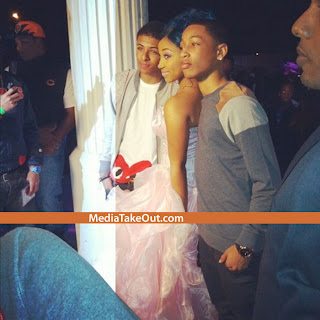 Aceboogsworld ti daughter zonnique sweet 16 diddy son was her date