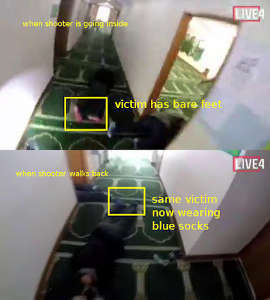 "The ""Forbidden"" Christchurch Video - 22 Discrepancies"