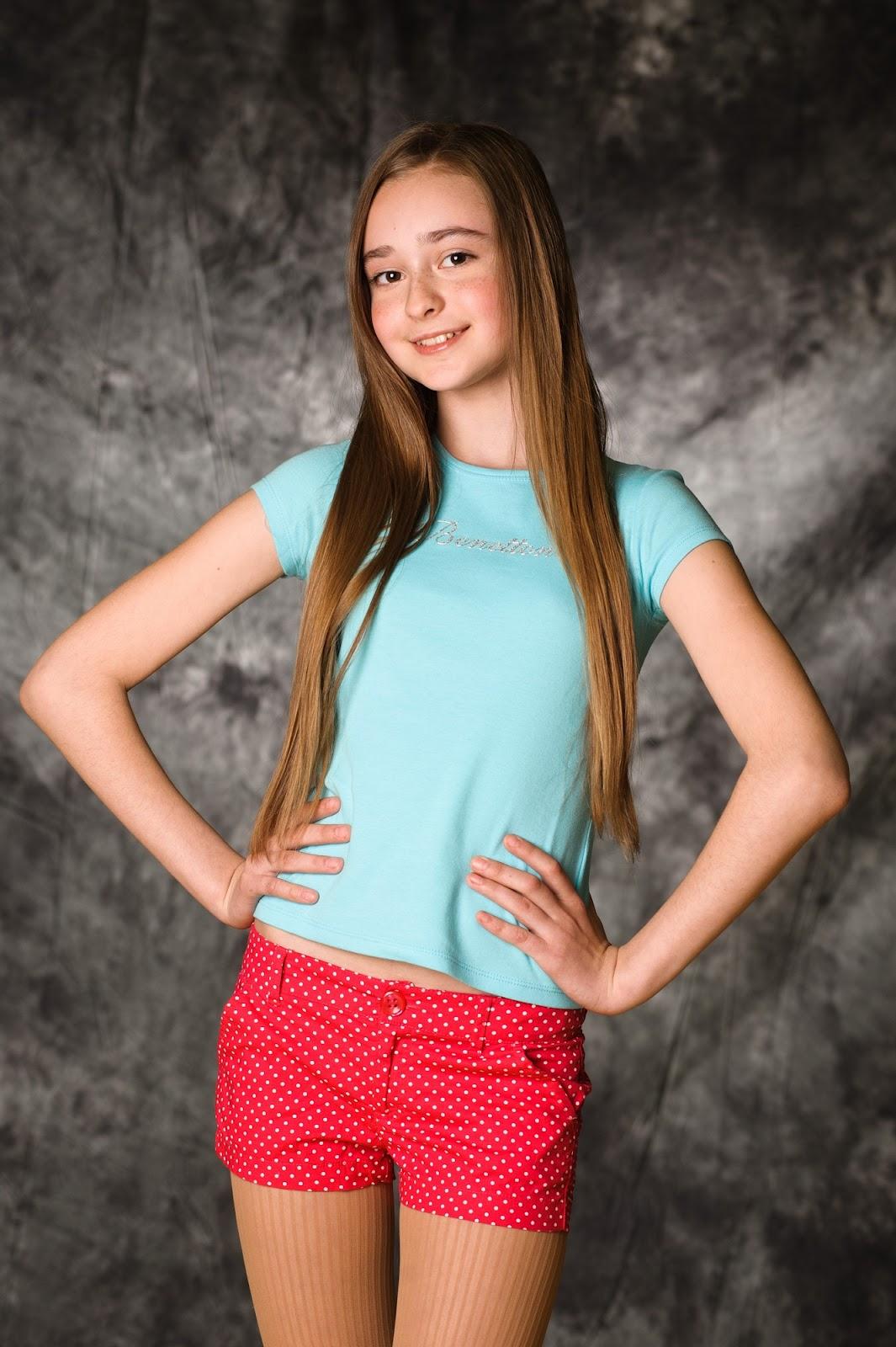 Фото маленькие модели девочки 7 фотография