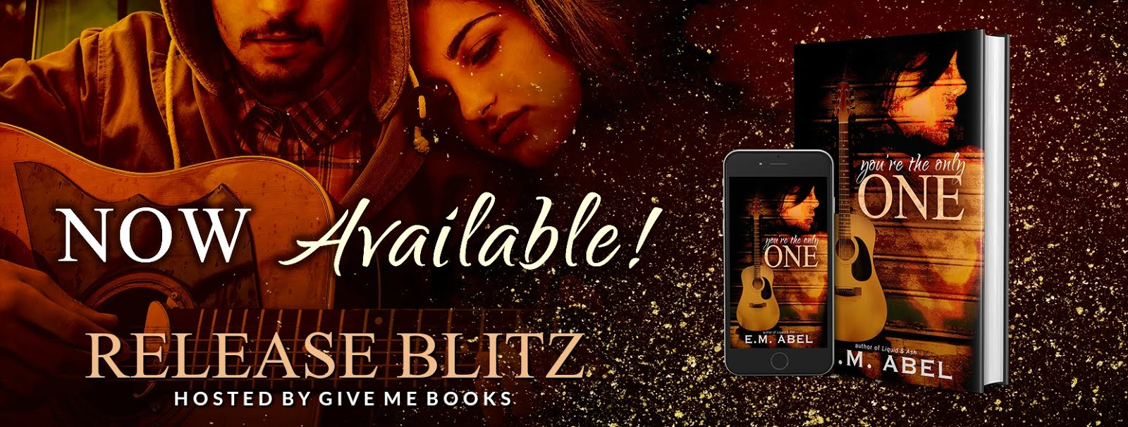 You're The Only One Release Blitz