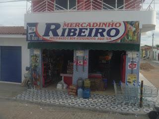 mercadinho ribeiro