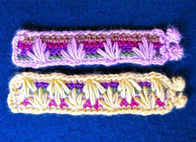 Vashtis Crochet Pattern Companion How To Crochet Spiky Puff Stitches