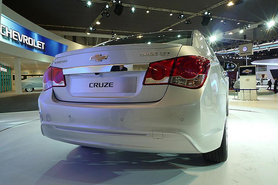 carro on Chevrolet Cruze 2013