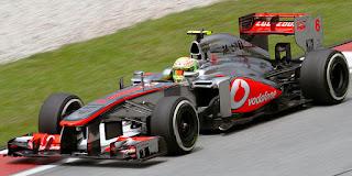 Gambar Mobil Balap F1 McLaren 10
