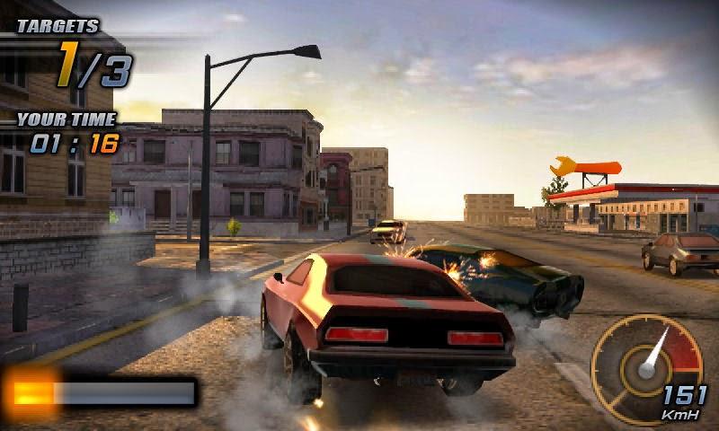 Bajar Gratis Driver Renegade 3D Para 3DS