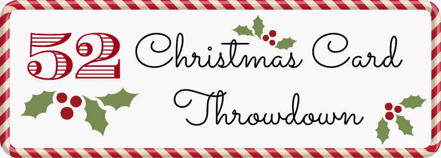52 {Christmas} Card Throwdown