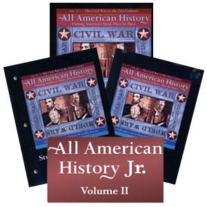 american history curriculum for homeschool