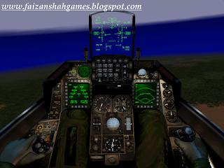 F 16 aggressor game