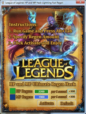 how to use bot of legends