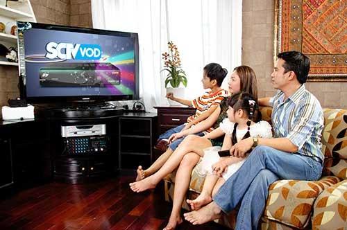 """SCTV ra mắt dịch vụ """"VOD"""""""