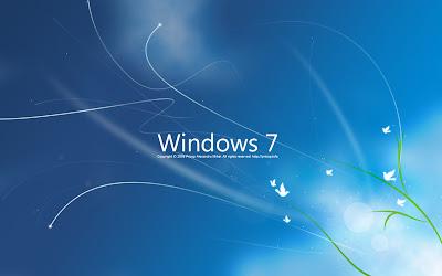 Windows 7 Default Wallpaper