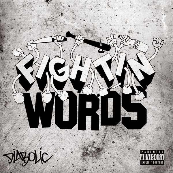 Diabolic - Fightin Words Cover