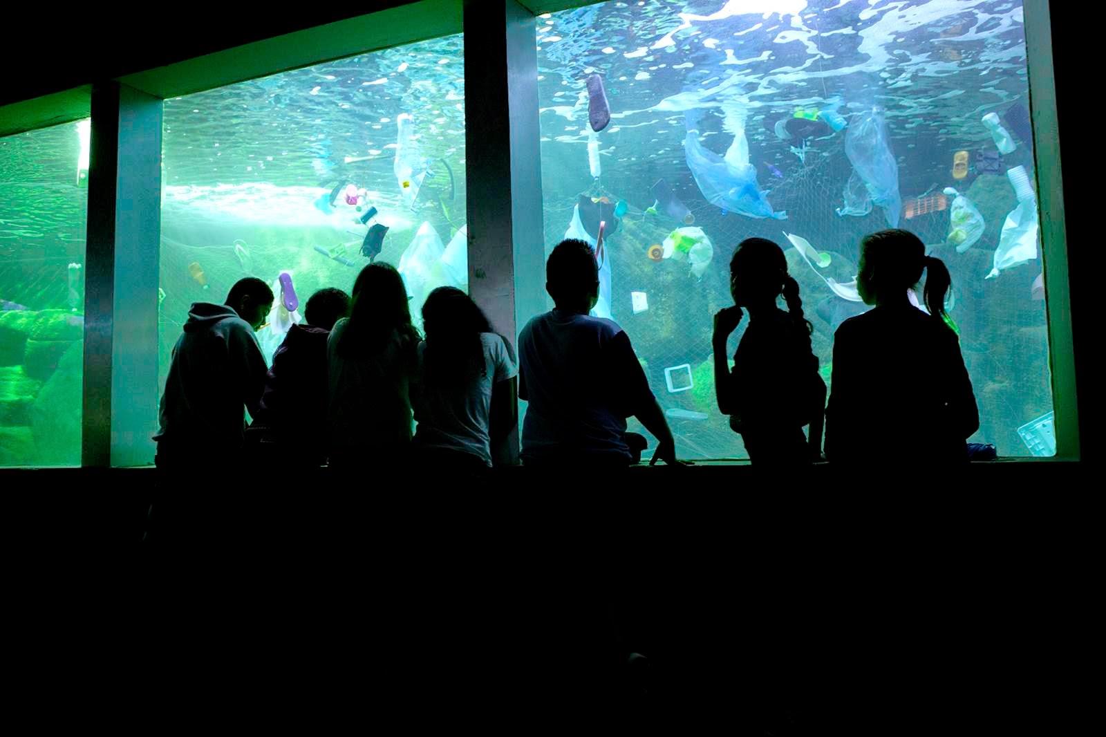 O objetivo da exposição é sensibilizar o visitante e incentivar a prática de hábitos sustentáveis no dia a dia