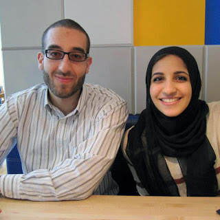 Mariam and Mohanned