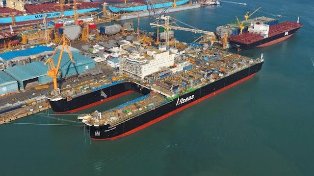 Το Pieter Schelte είναι το μεγαλύτερο πλοίο στον κόσμο
