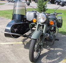 Texas 2008 with sidecar