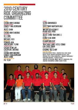 2010 ORGANISING COMMITTEE