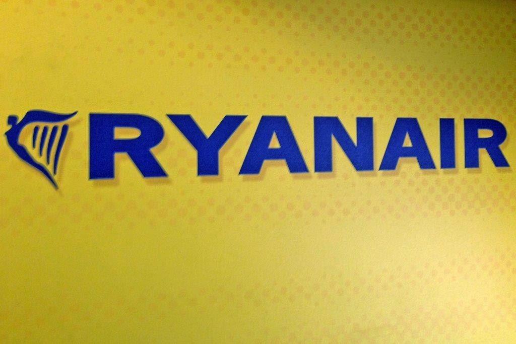 Logotipo de Ryanair