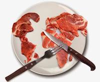 Ambientalistas alertam para perigos do aumento no consumo de carne