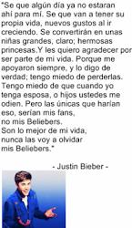 Justin Love Beliebers
