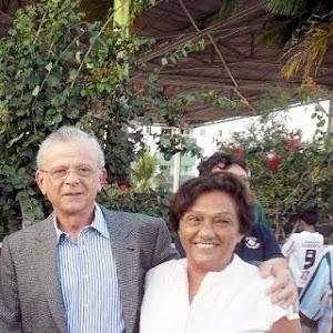 Prefeito Luciano Agra e EU