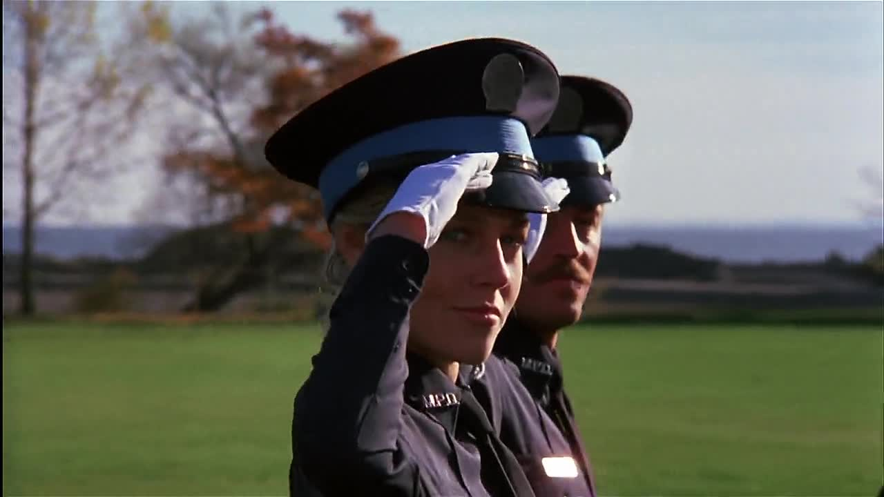 Screen Shot Of Police Academy 3 1986 In Hindi English Dual Audio Bluray 720P