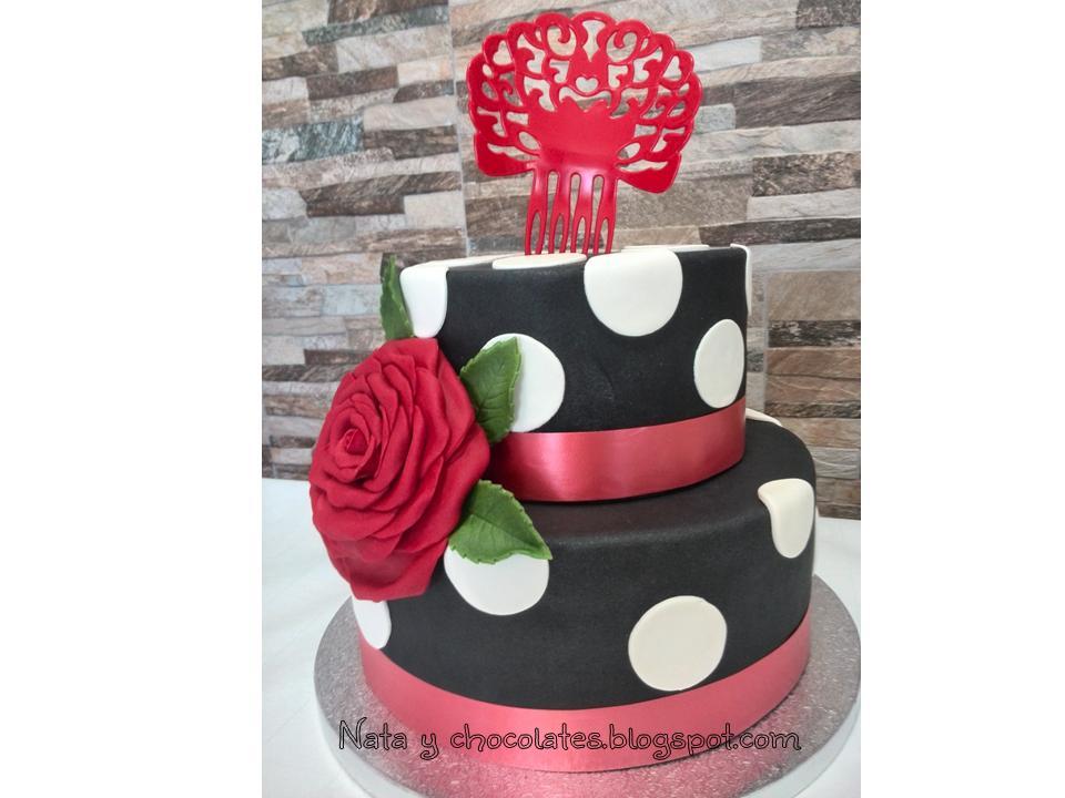 Tarta Flamenca
