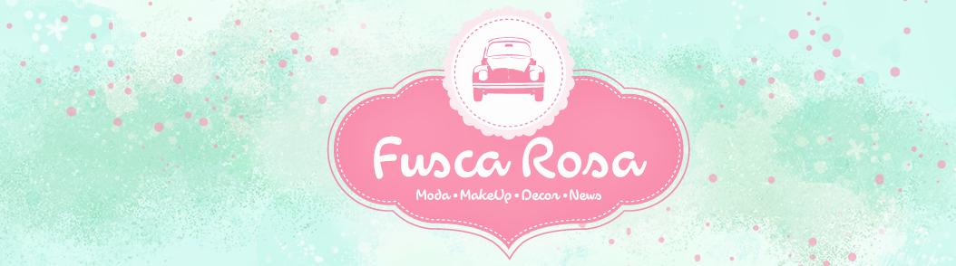 Fusca Rosa