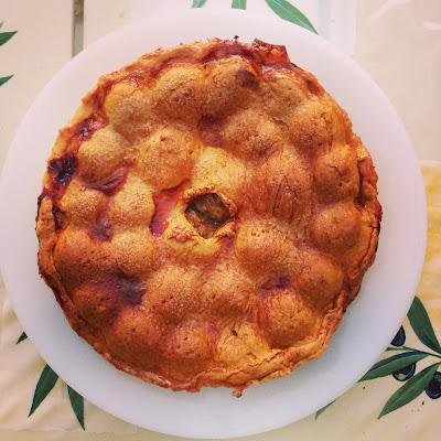 Anjou Pâté aux prunes