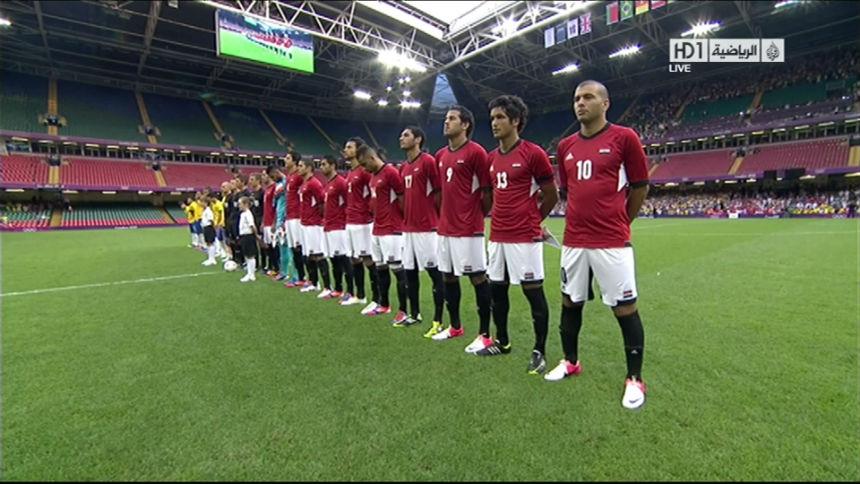مباراة مصر والبرازيل الأوليمبي كاملة 3-2