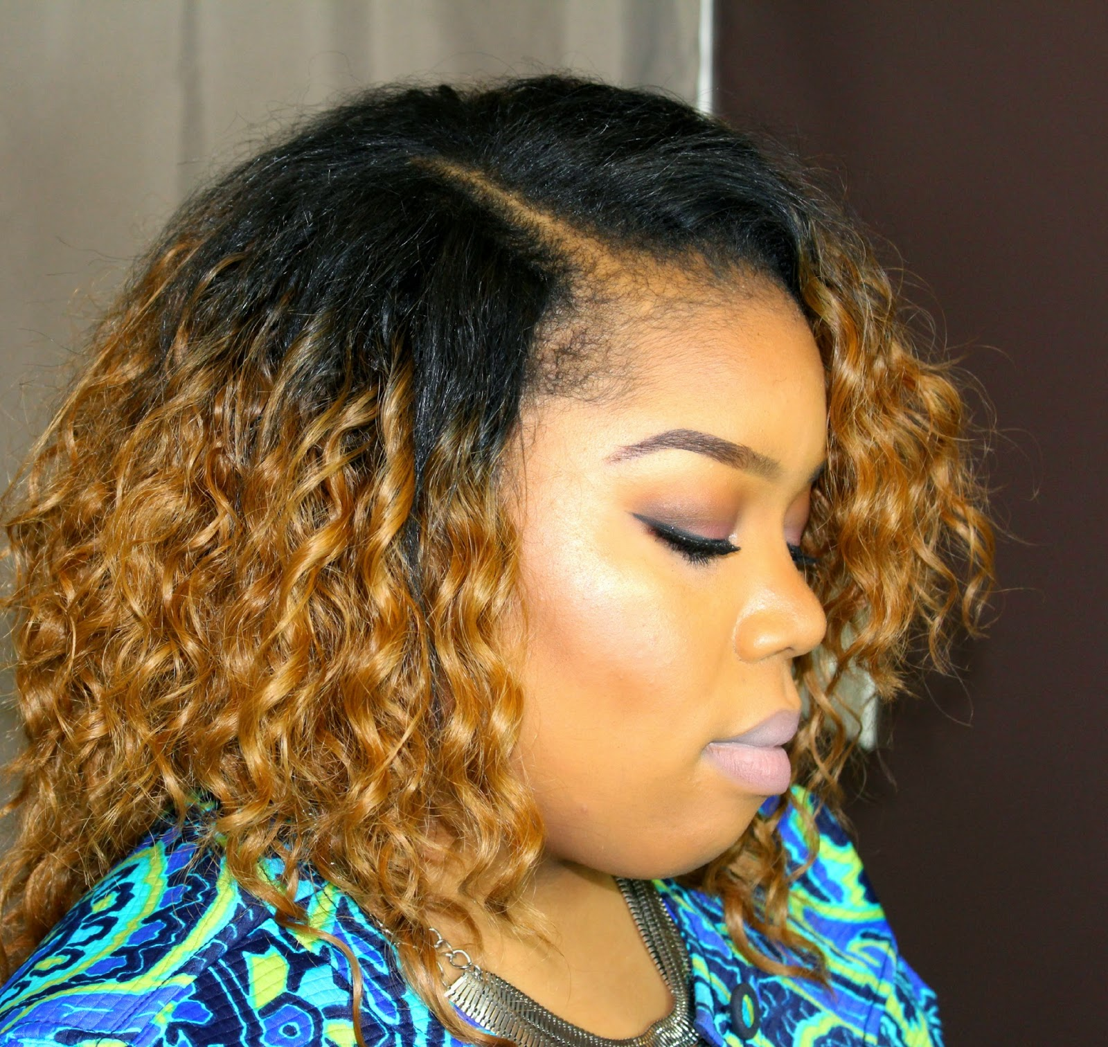Install Results Outre Peruvian Short Bundle Hair Chicbrowngirl