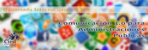 Formación Redes Sociales para la Administración Pública