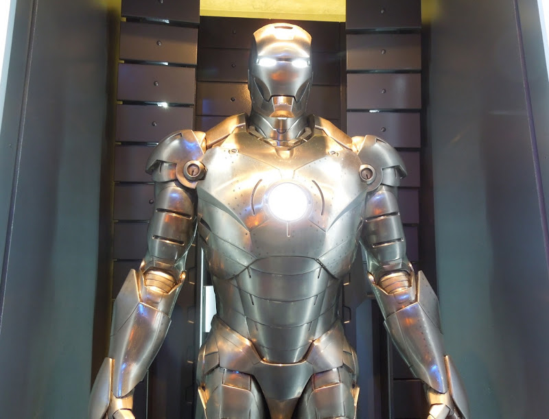 Iron Man Mark 2 suit