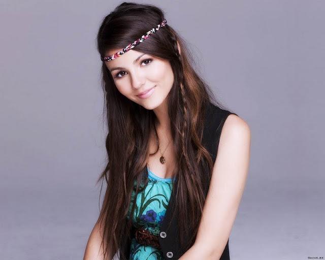 American Singer Victoria Justice