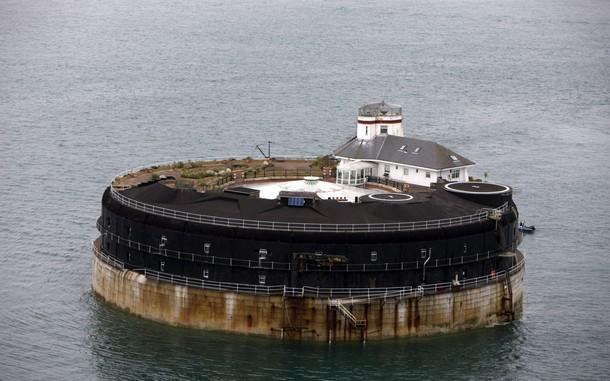 No Man'S Land Fort, The Solent