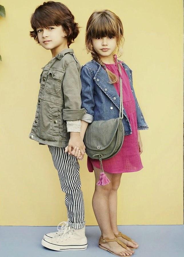 Louis Louise primavera verano 2014 moda infantil