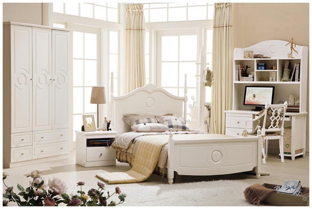 nassima home chambre victorienne gar on ou fillette. Black Bedroom Furniture Sets. Home Design Ideas